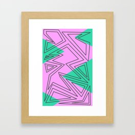 As I Lay Dying Framed Art Print