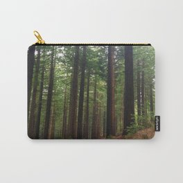 Hypnotic Trees Carry-All Pouch