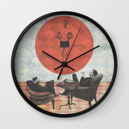 The Candidate Wall Clock