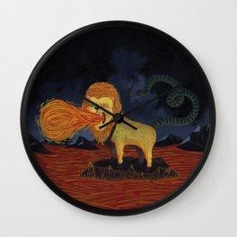 Quimera Wall Clock