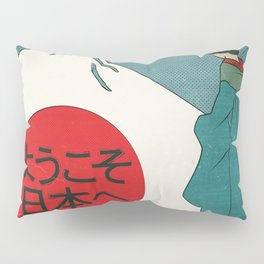 Welcome to Japan Pillow Sham