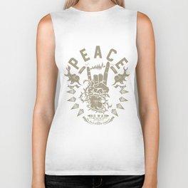 Rock & peace Biker Tank