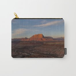 Sunset Ridge - iPhone-Photo, #sunset Carry-All Pouch