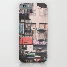 Melbourne Laneway Slim Case iPhone 6s