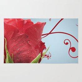Rose, Reinvented Rug