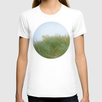 dune T-shirts featuring Dune Grass by A Wandering Soul