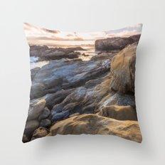 Point Lobos II Throw Pillow
