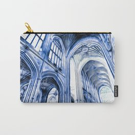 The Blue Abbey Carry-All Pouch