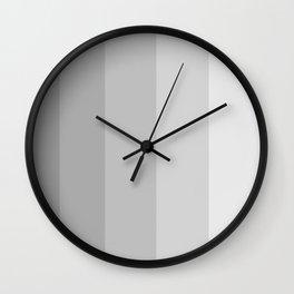 JUST GREY Wall Clock
