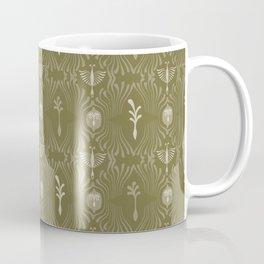 Ornamental Damask Hand Drawn Coffee Mug