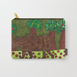 Forest of the Wisdom Carry-All Pouch