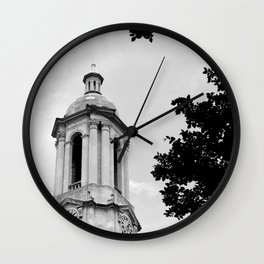Penn State Old Main #2 Wall Clock