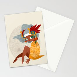 Aztec Diva Stationery Cards