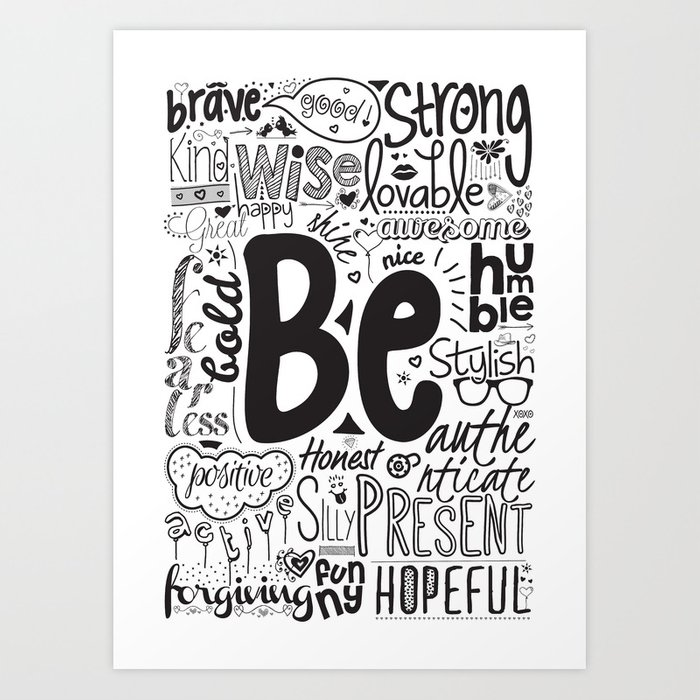 Lab No. 4 - Inspirational Positive Quotes Poster Art Print by ...