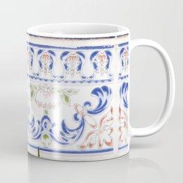 Moroccan Botany #society6 #decor #buyart Coffee Mug