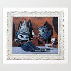 nightwish Art Print