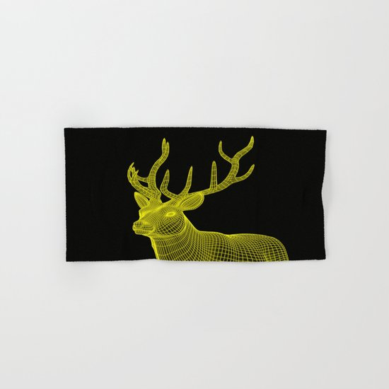numeric deer 4 Hand & Bath Towel