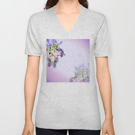 Lily of the Valley Unisex V-Neck