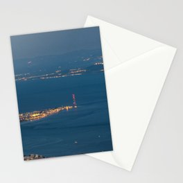 A paradise in Sicily Stationery Cards