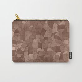 Geometric Shapes Fragments Pattern 2 cr Carry-All Pouch