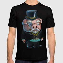 Kink Pig Master Rough Dressed to The Nines T-shirt