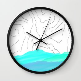 Chaos in Moderation Wall Clock