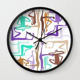 Community 2 Wall Clock