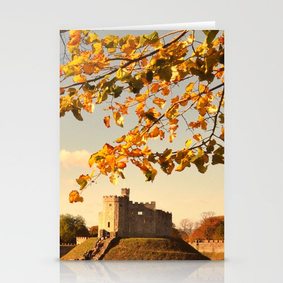 Cardiff Castle Stationery Cards
