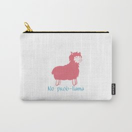 No Prob-llama Little Mama Carry-All Pouch