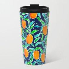 Kumquats Travel Mug