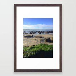 La Jolla Coast Framed Art Print