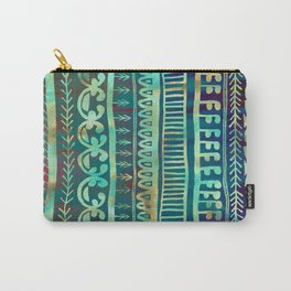 Noni- Green Carry-All Pouch