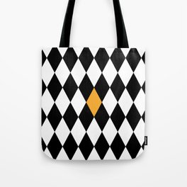 In the middle Tote Bag