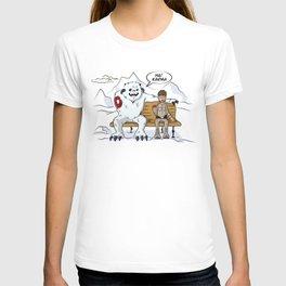 Karma in a Galaxy Far Far Away... T-shirt