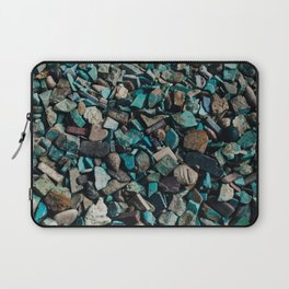 Turquoise & Teal Laptop Sleeve