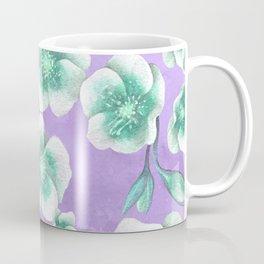 Between Blue and Purple Coffee Mug