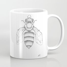 Honey Bee Coffee Mug