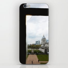 View from the Queen's House iPhone Skin