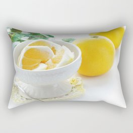 Citrus Rectangular Pillow