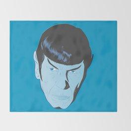 Live Long and Prosper Throw Blanket