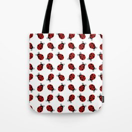 Lovebugs Tote Bag