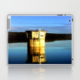 Reflections of a water Tower Laptop & iPad Skin
