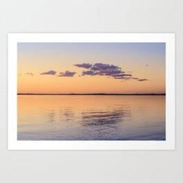 Dusky Dream Art Print
