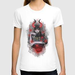The Wish Maker. Devil Girl T-shirt