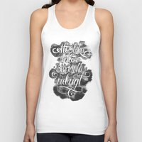 swedish Tank Tops featuring Swedish Love Making by Lisa Hammar