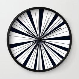 Zoom Wall Clock