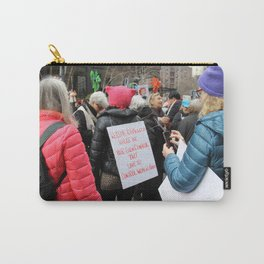 Gun Control - Women's March NYC Carry-All Pouch