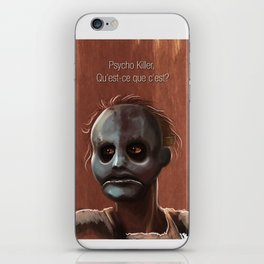Leslie Vernon, Psycho Killer iPhone Skin