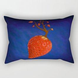 Strawberry Concept Rectangular Pillow
