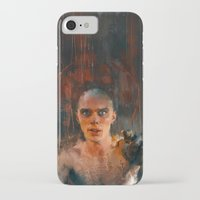 mad max iPhone & iPod Cases featuring Nux Mad Max by Wisesnail